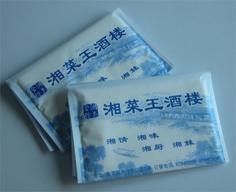供应直销精美广告纸巾 荷包式纸巾 钱夹纸