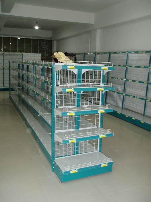 天津展柜 超市展柜 超市货架制作