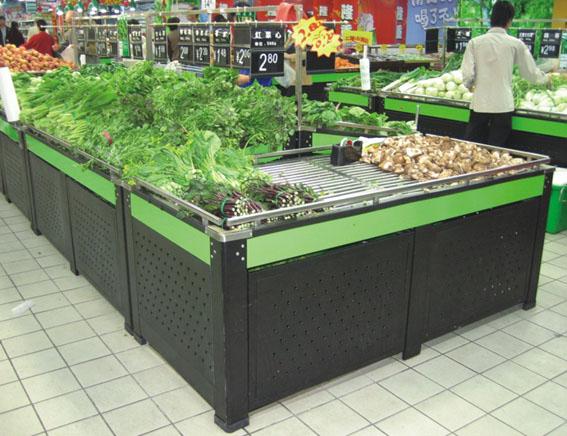 淮南展柜 超市展柜 超市货架制作