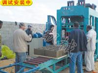 山西平顺制砖机成套设备 山西平顺透水砖制砖机