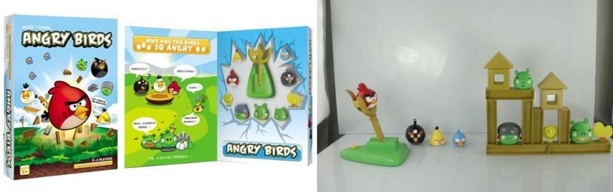 愤怒的小鸟玩具批发/1157弹射愤怒的小鸟/弹射愤怒的小鸟游戏