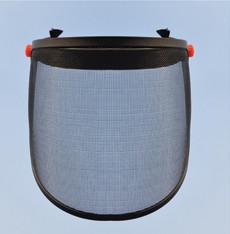 割草机面罩,网状割草机防护面罩,个人防护用品