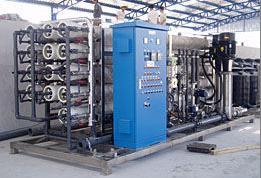 电子工业超纯水系统设备