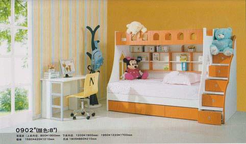 儿童家具双层床0902#系列