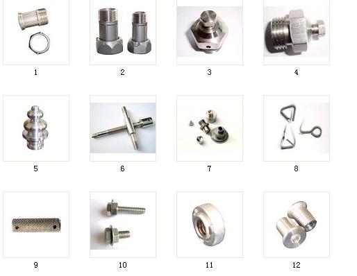 不锈钢机械零部件汽摩配零部件加工温州五金零部件加工