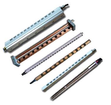PVC装饰板材印刷机除静电离子除尘棒