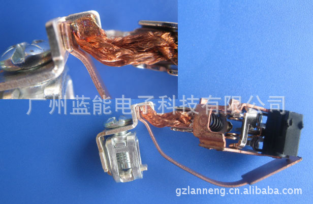 多股铜线点焊机(多股铜线碰焊机、多股铜线焊接机)