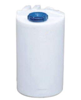 200L东莞水处理行业圆形PE加药箱