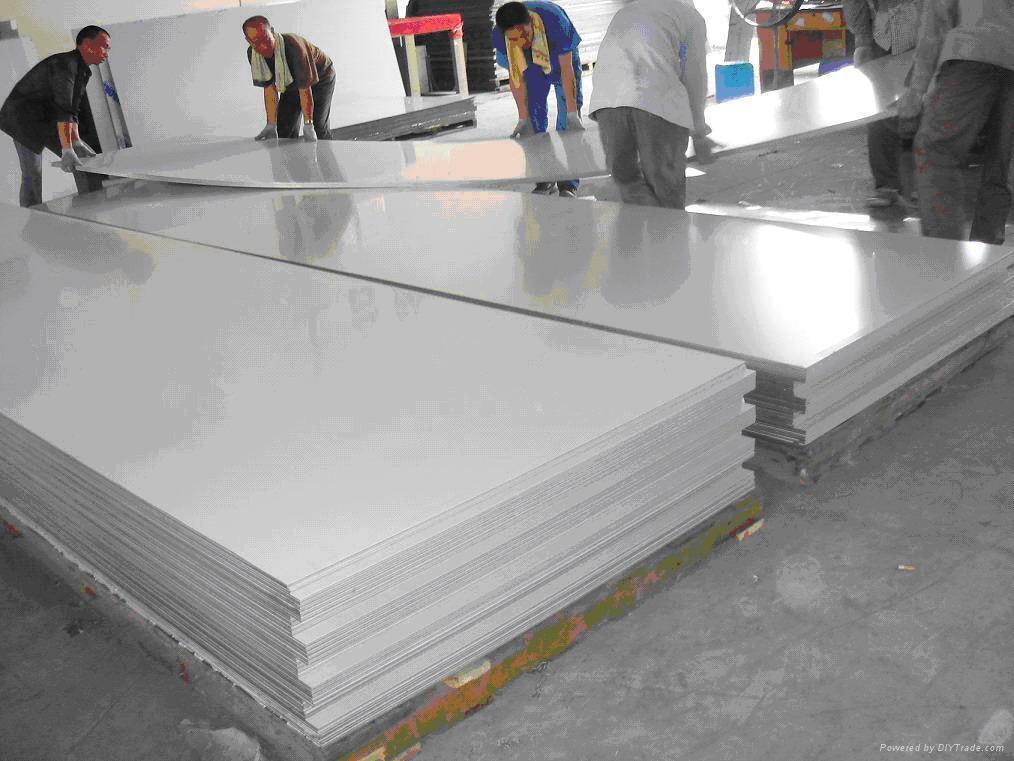 焊接不锈钢板(316不锈钢镜面板)