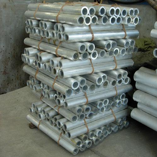 进口7075航空铝管、环保5056铝合金管、3005铝方管