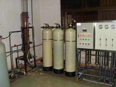 反渗透加混床高纯水制取设备