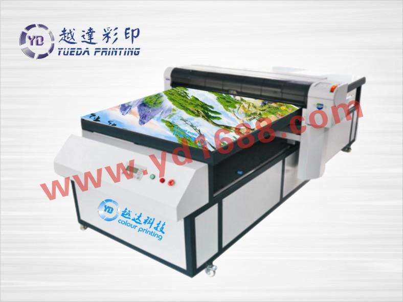 专业玻璃移门印刷机—广东深圳越达
