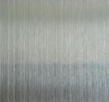 供应本色拉丝不锈钢无指纹板,卫浴柜装饰板专用