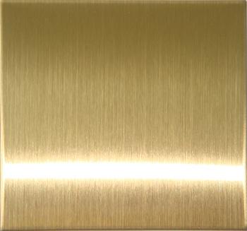 钛航批发金黄色不锈钢拉丝板,彩色不锈钢拉丝装饰板