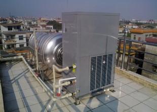 供应南海美的空气能热水器,承接空气源热泵热水工程