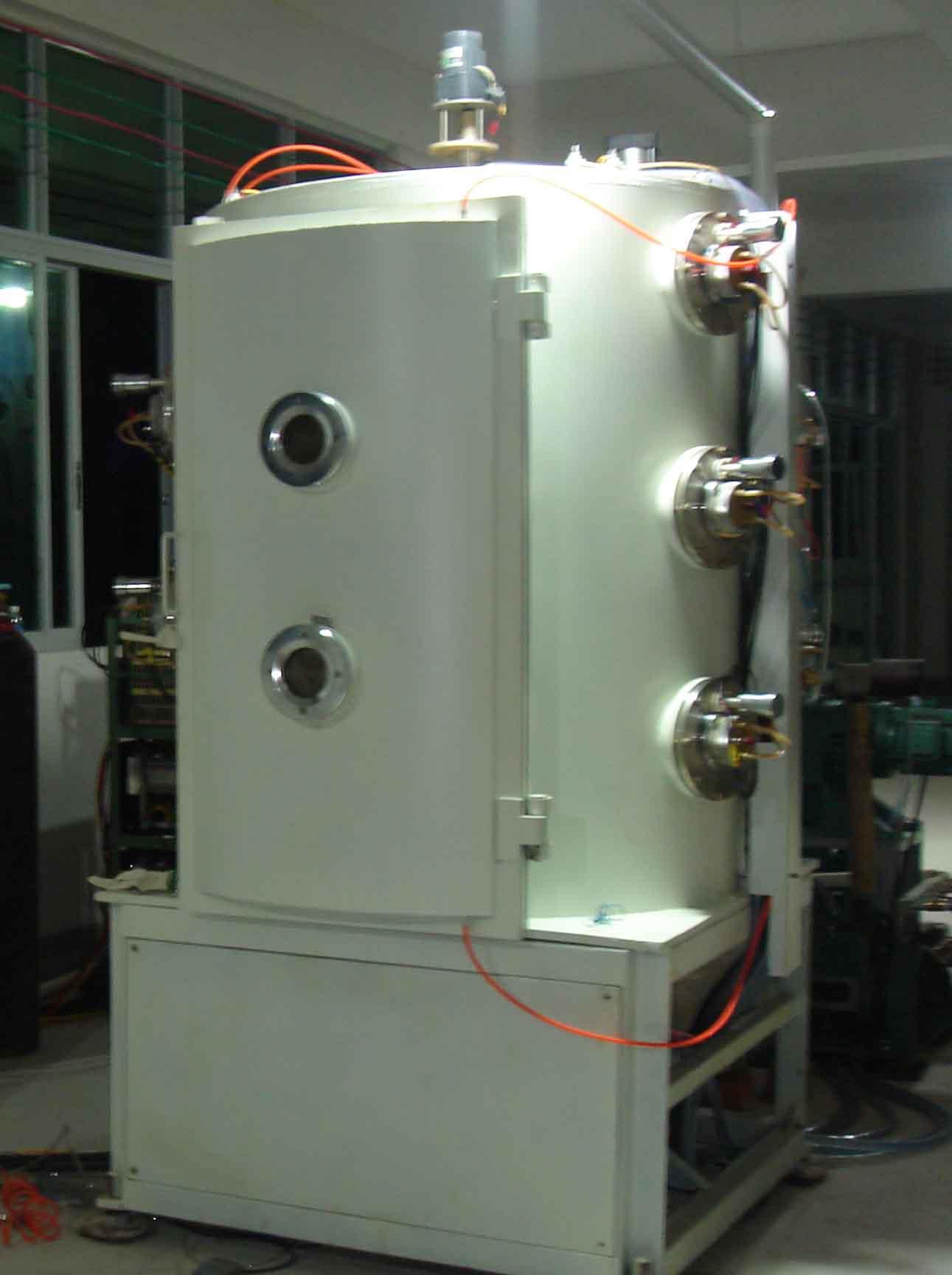 水晶玻璃马赛克专用镀膜设备