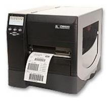 湖北斑马ZM400 203DPI 工业型条码打印机特价出售