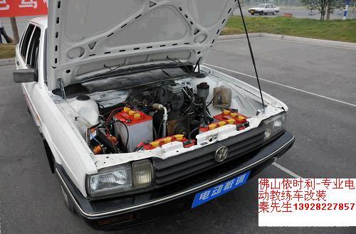 燃油汽车改装电动教练车,驾校教练车改电动教练车, 驾校电动教练车