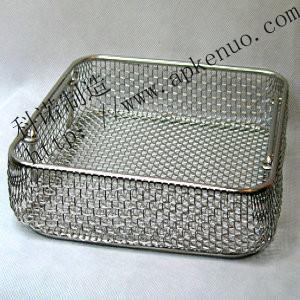 科诺供应不锈钢网筐网篮 金属网筐网篮 医疗器械网筐网篮