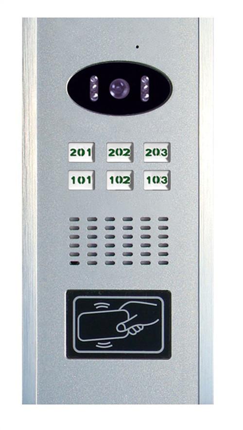 三润电子楼宇对讲可视门铃智能安防