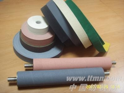 验布机|卷布机|织布机用糙面包辊带