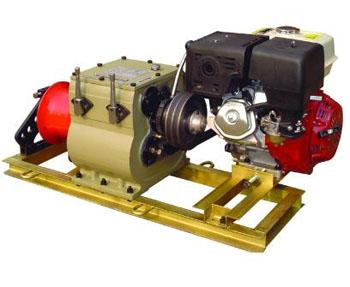 柴油机动绞磨,5T机动绞磨,绞磨牵引机