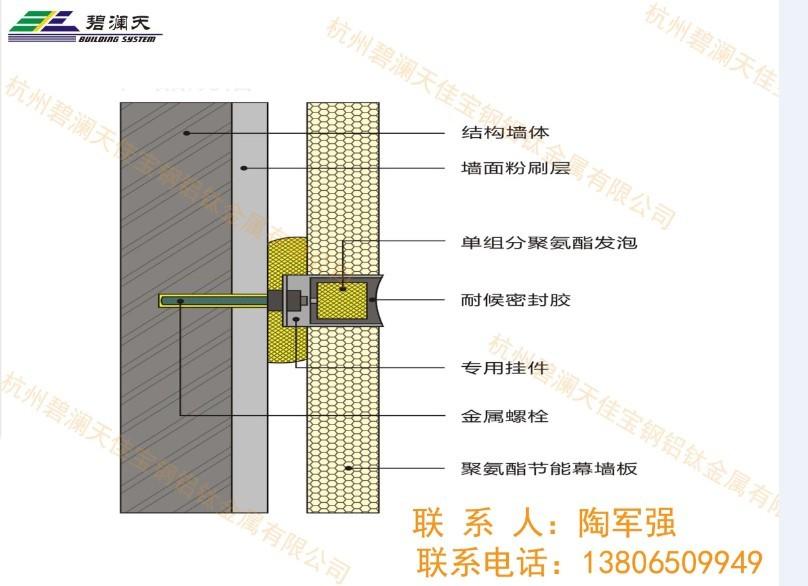杭州碧澜天佳宝钢铝钛金属有限公司的形象照片