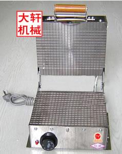 蛋卷机 自熟蛋卷机 脆皮机 高产量蛋卷机 做蛋卷机器