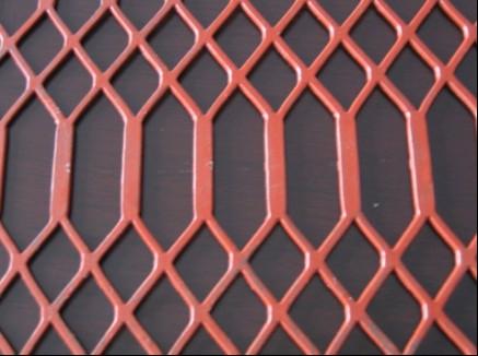 金属板网 防眩网 钢板网 视野开阔