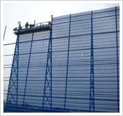 挡风抑尘板、天顺挡风抑尘板、金属挡风抑尘板