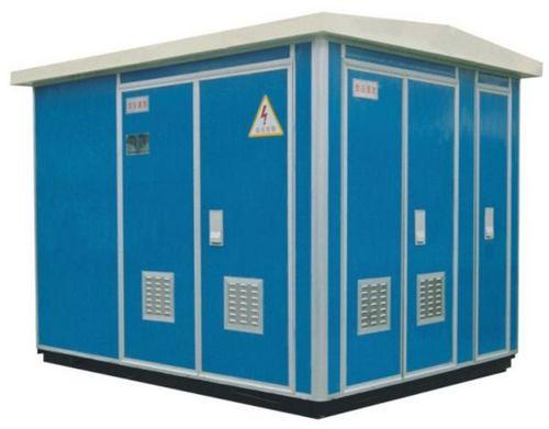 箱式变电站占地面积通常仅为常规变电站的1/10~1/15,大大减少了设计