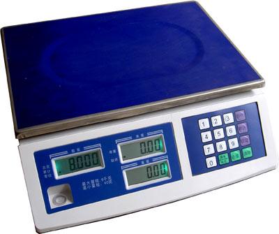 电子计价桌秤