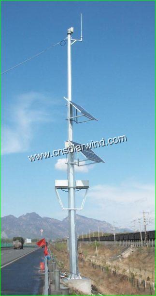 太阳能监控供电系统,摄像机太阳能发电系统