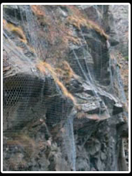 石笼网 道路用石笼网 落石防护网