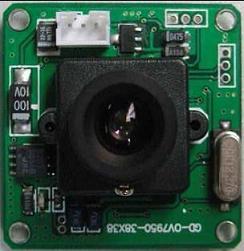 楼宇对话摄像模组GD-B230C(彩色)