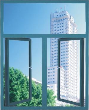 3400型节能平开气密窗