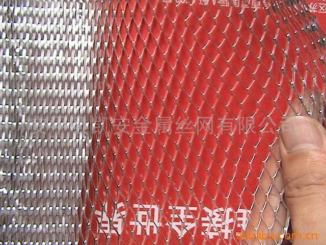 铝箔过滤网、空气过滤网、铝箔斜拉网
