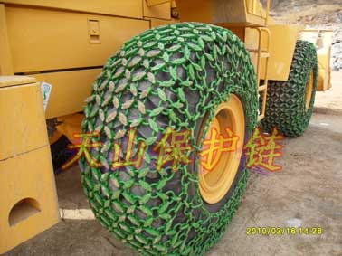 铲车防护链、轮胎保护链、装载机防滑链