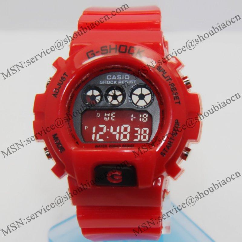 供应G电子表-SHOCK DW6900 GF9200 G7900