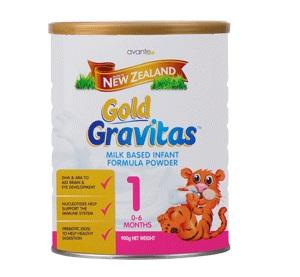 格旺特金装系列0-6个月婴儿奶粉