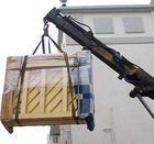 大型空调发电机组吊装