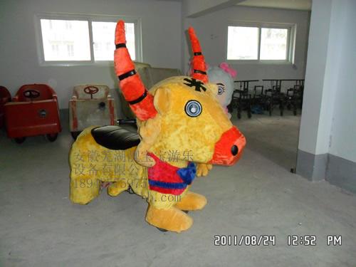 毛绒电瓶车毛绒电动车毛绒电瓶玩具车毛绒电动玩具车毛绒动物电动玩具