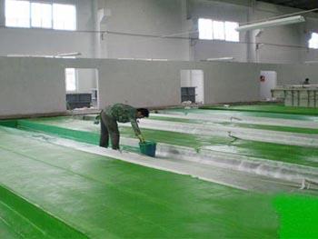 防腐地板 防腐工程施工