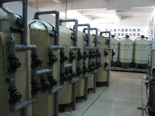 供应山东20T二级复床系统