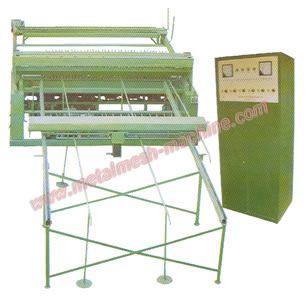 数控网片焊机