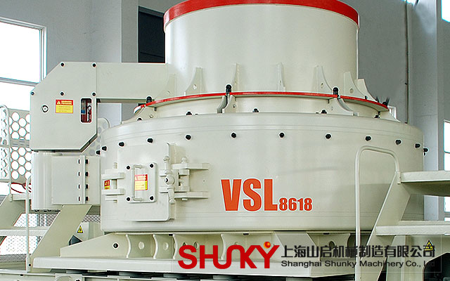 VSI立轴冲击式破碎机
