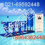 CGFX丰县游泳池补水泵组