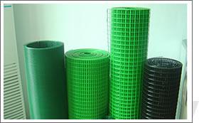 电镀锌电焊网,PVC涂塑电焊网,PVC电焊网