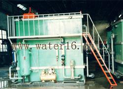 YF溶气气浮设备,气浮装置,溶气气浮