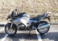 出售宝马R1200ST摩托车